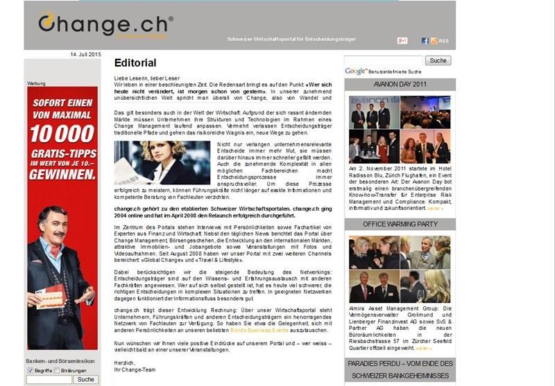 Change.ch