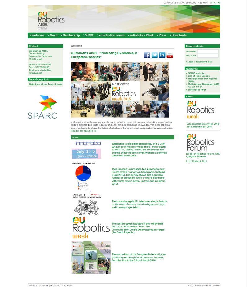 European_Robotics_Association